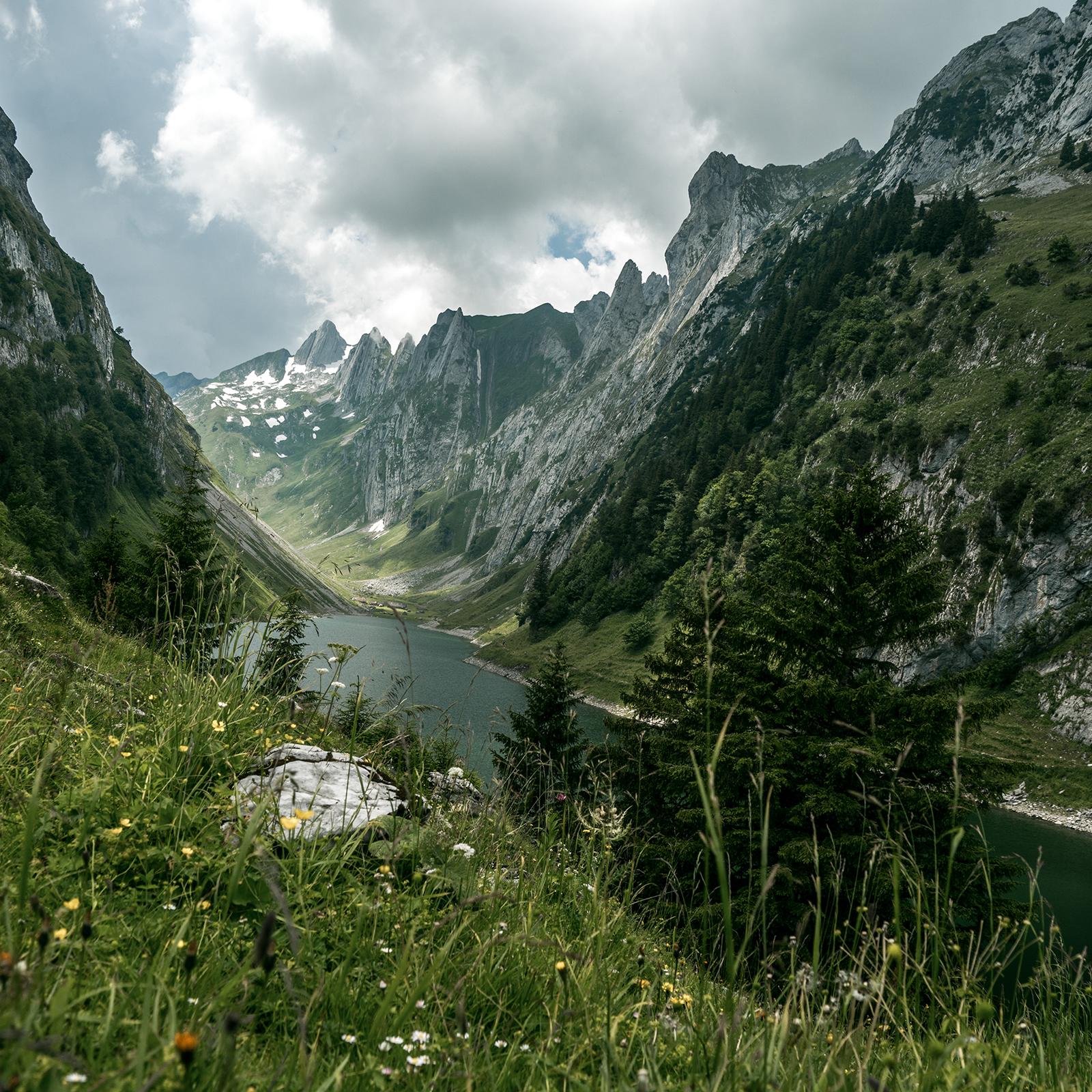 Alpstein - Fählensee