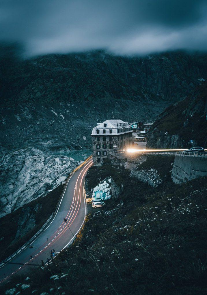 Hotel Belvedere Furkapass