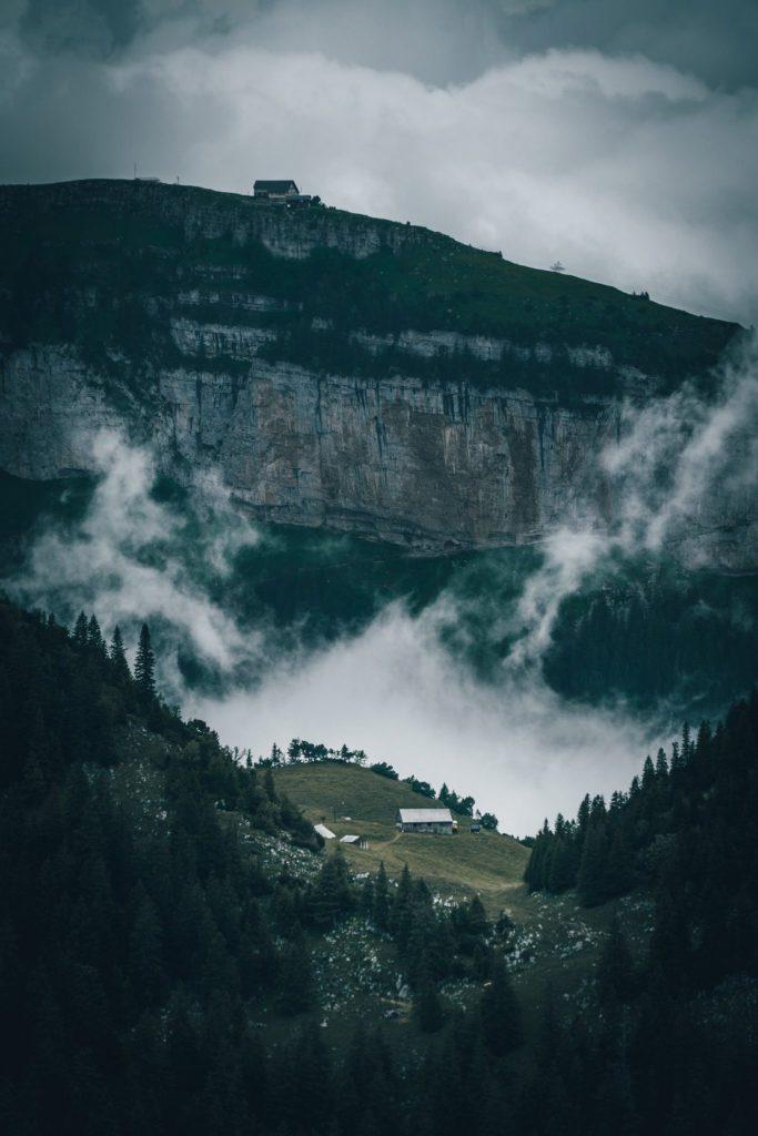 Nebel im Alpstein
