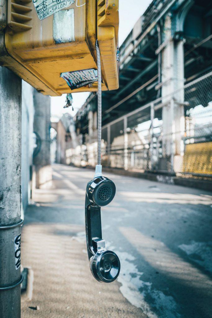 Telefon NYC