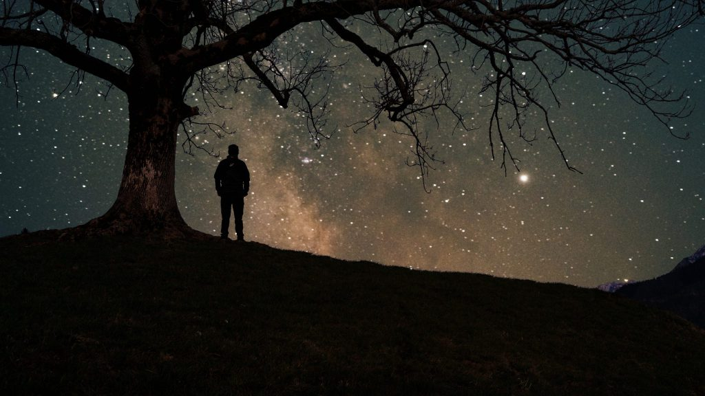 Sternenhimmel zuhause